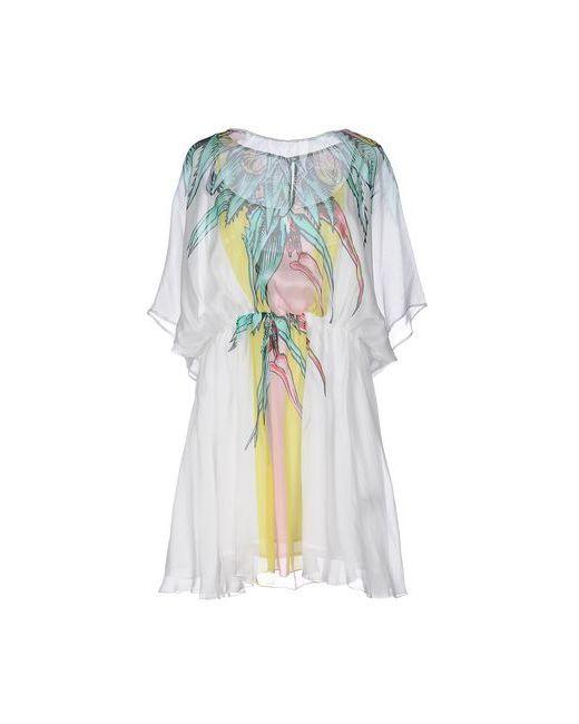 Marco Bologna | Женское Белое Короткое Платье