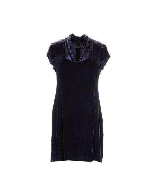 ARMANI JEANS | Женское Фиолетовое Короткое Платье