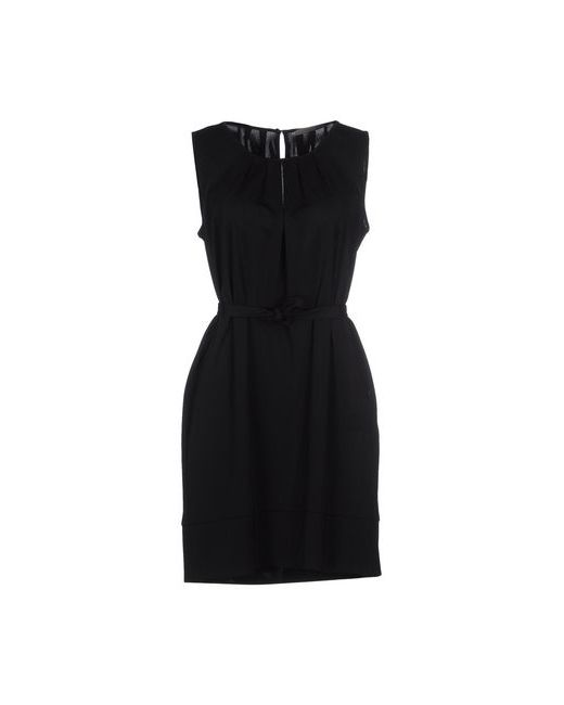 19.70 Nineteen Seventy | Женское Чёрное Короткое Платье