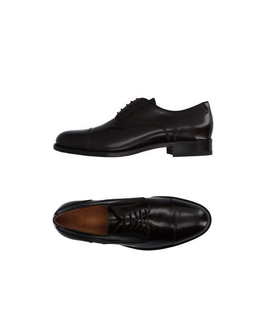Tombolini | Мужская Коричневая Обувь На Шнурках