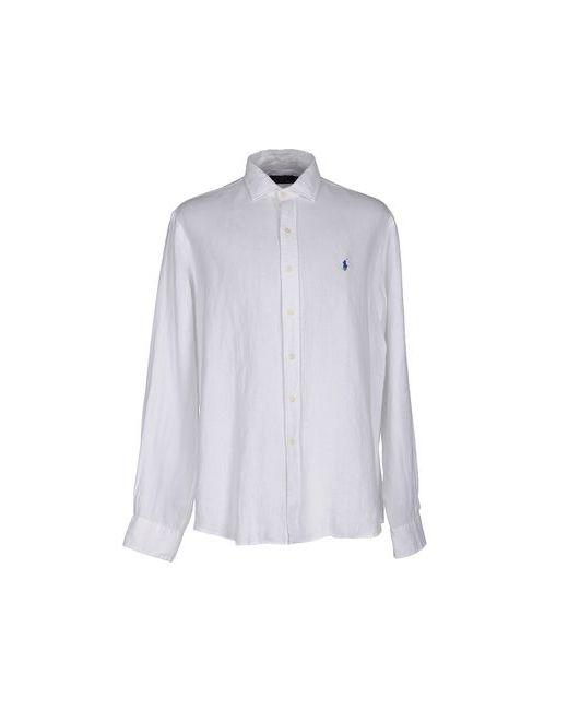 Polo Ralph Lauren | Мужская Белая Pубашка