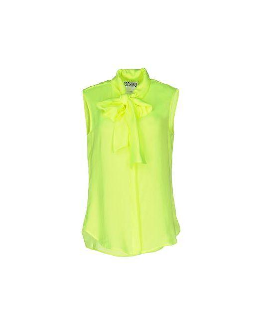 Moschino Couture | Мужская Зелёная Pубашка