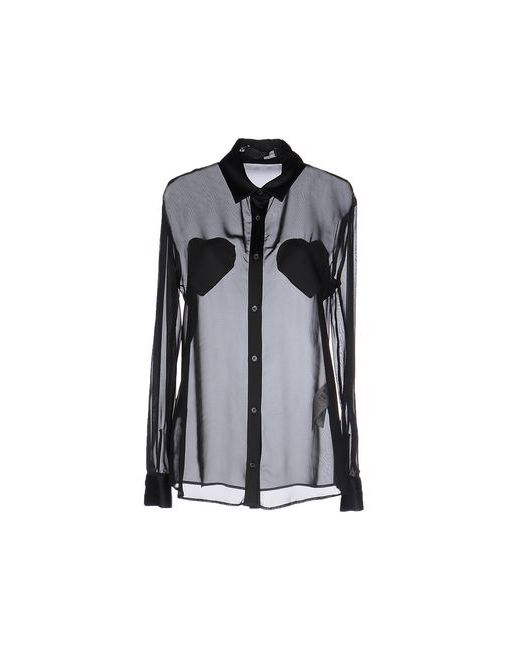 Love Moschino | Мужская Чёрная Pубашка
