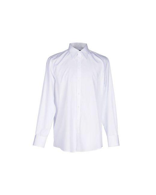 Dolce & Gabbana   Мужская Белая Pубашка