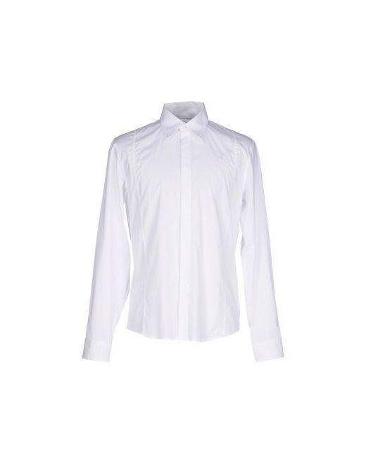 Richmond X | Мужская Белая Pубашка