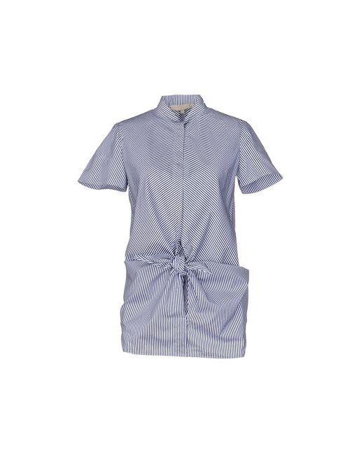 Vanessa Bruno   Мужская Синяя Pубашка