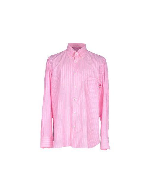 Giampaolo | Мужская Фиолетовая Pубашка
