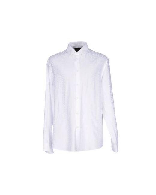 Class Roberto Cavalli | Мужская Белая Pубашка