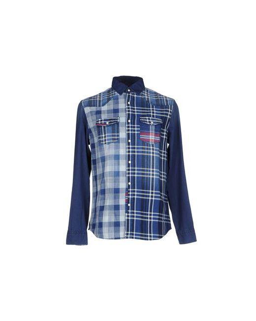Desigual   Мужская Синяя Pубашка