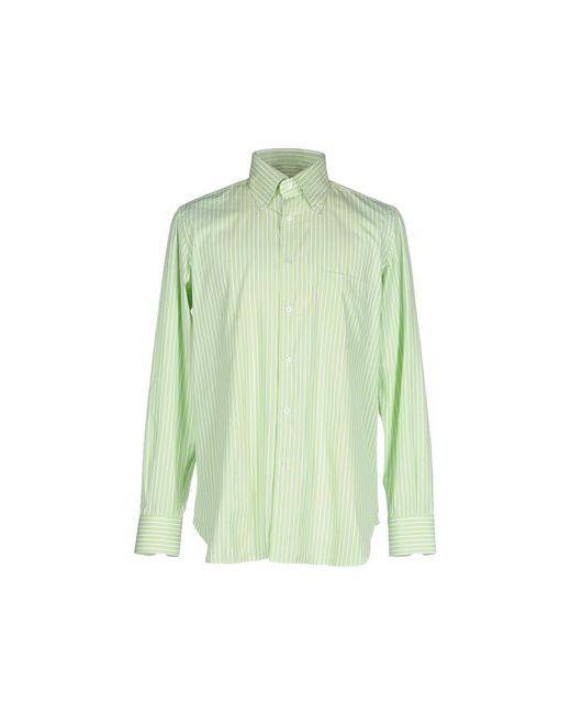 Giampaolo | Мужская Зелёная Pубашка