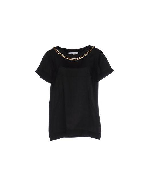Moschino Couture   Женская Чёрная Блузка