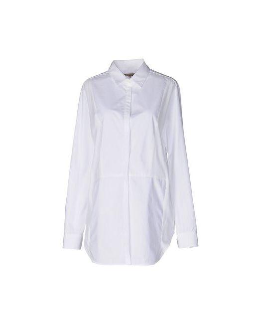 Space Style Concept   Мужская Белая Pубашка