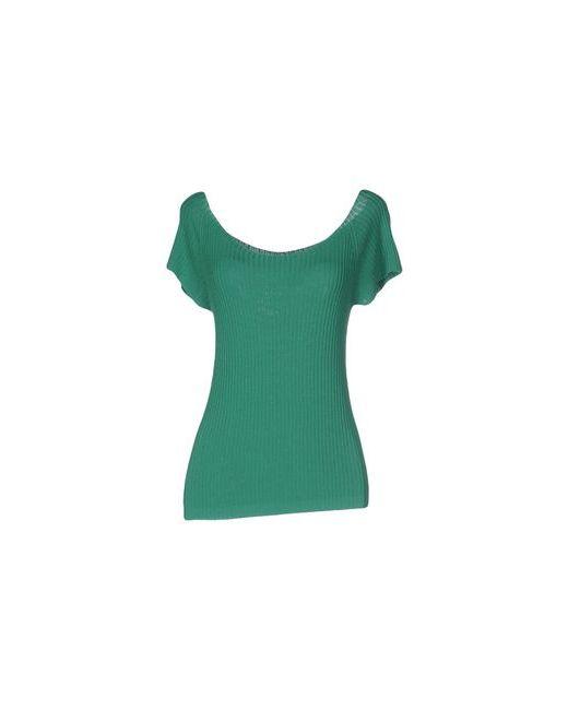 Kontatto | Зелёный Свитер