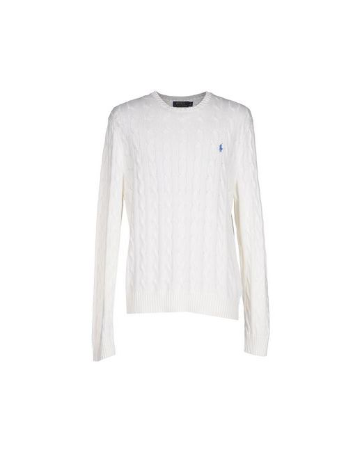Polo Ralph Lauren | Белый Свитер