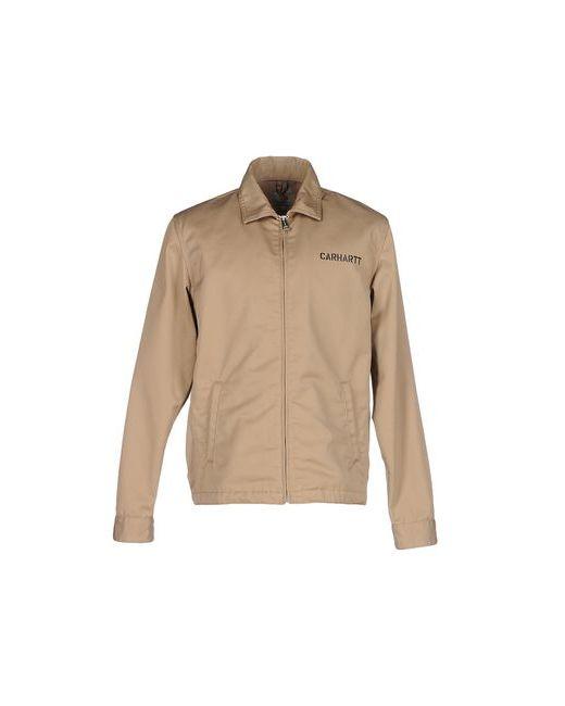 Carhartt   Мужская Бежевая Куртка
