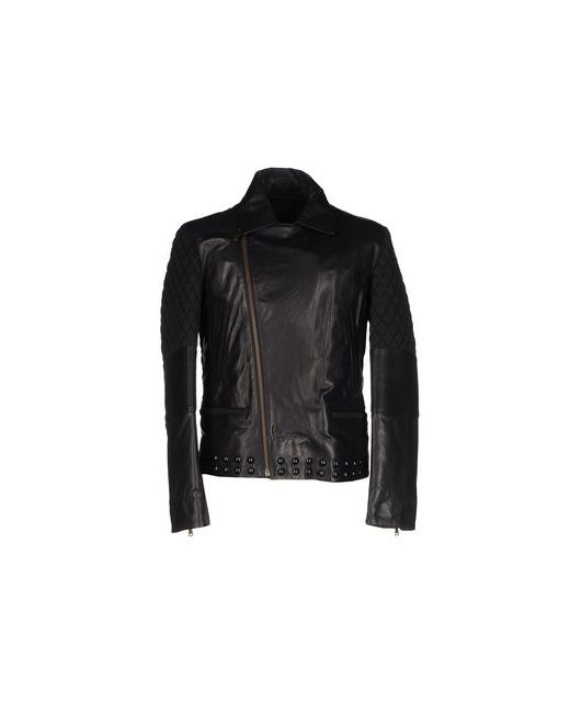 Class Roberto Cavalli | Мужская Чёрная Куртка