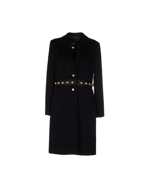Class Roberto Cavalli   Мужское Чёрное Пальто