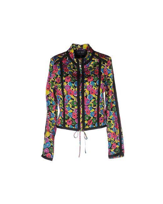 ARMANI JEANS | Мужская Фиолетовая Куртка
