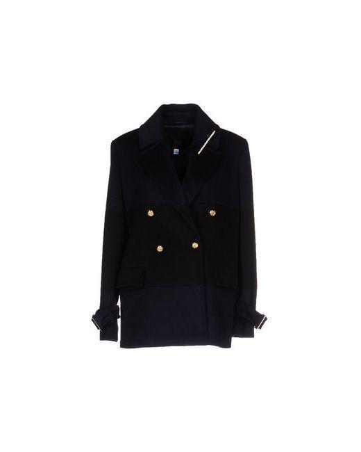 Class Roberto Cavalli | Мужское Чёрное Пальто