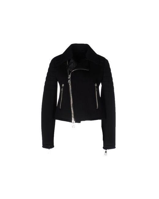 Neil Barrett   Мужская Чёрная Куртка