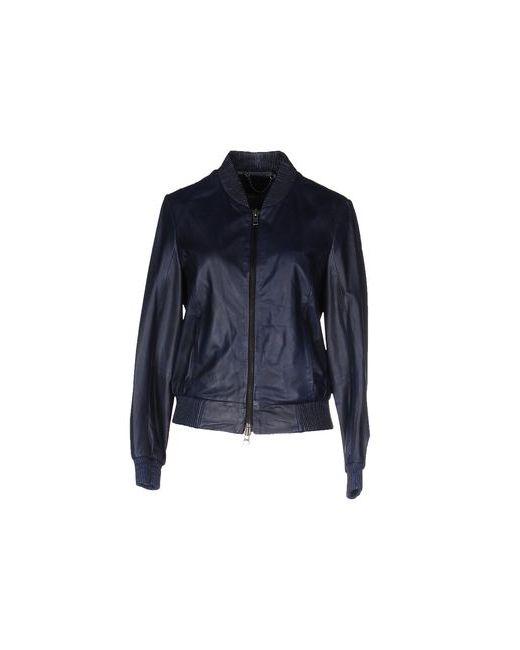 Muubaa | Мужская Синяя Куртка