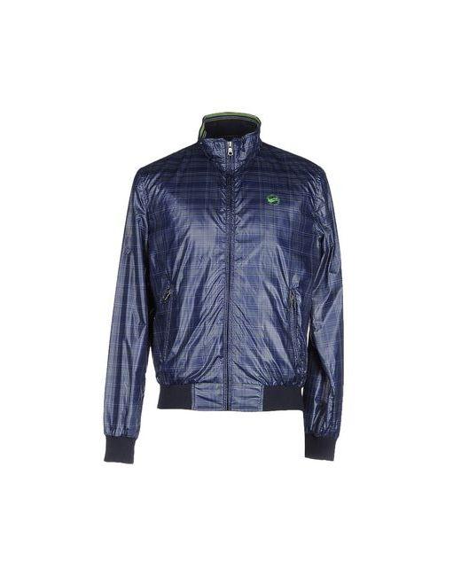 Gas | Мужская Синяя Куртка