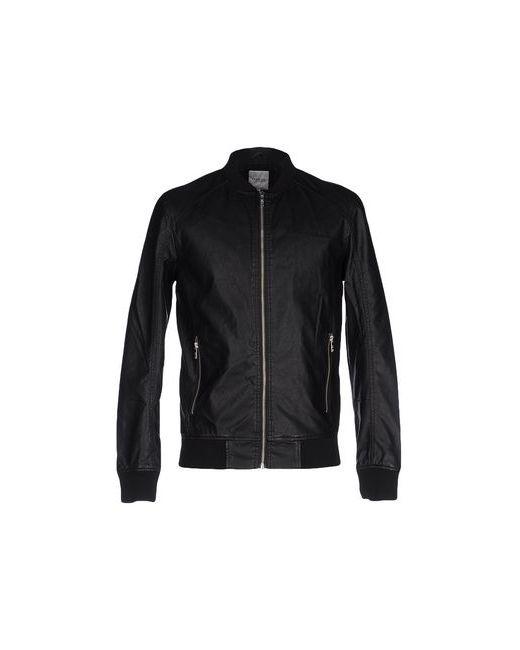 Jack & Jones Premium | Мужская Чёрная Куртка