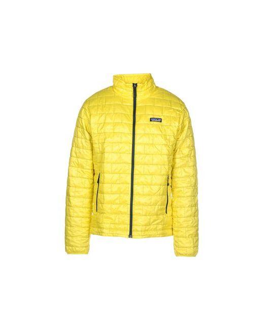 Patagonia | Мужская Жёлтая Куртка