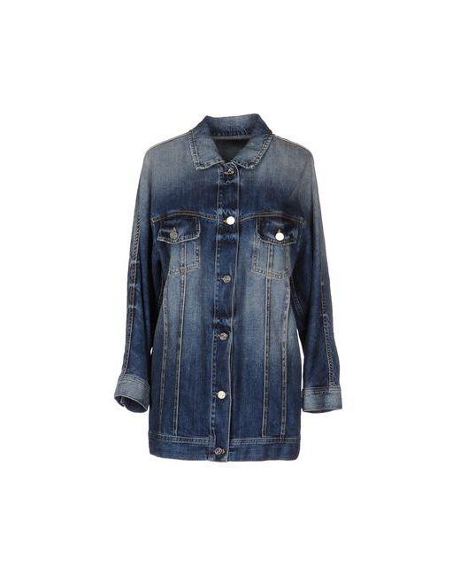 Jucca | Женская Синяя Джинсовая Верхняя Одежда