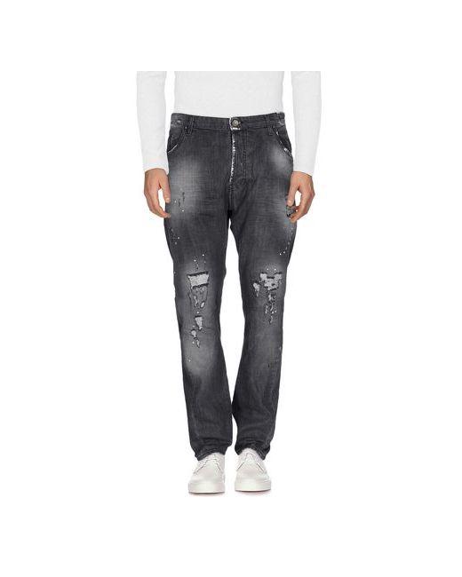Liu •Jo Jeans   Мужские Серые Джинсовые Брюки
