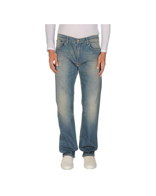 Dibk Jeans   Мужские Синие Джинсовые Брюки