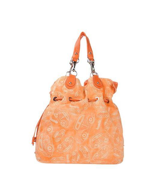 Braccialini | Женская Оранжевая Сумка На Руку