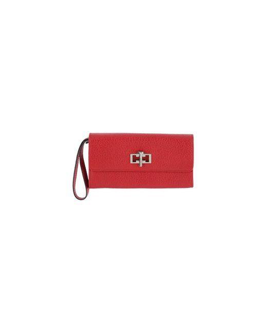 Carven   Женский Красный Бумажник