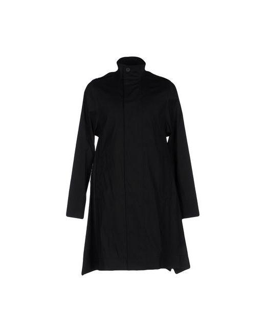 Rick Owens   Мужское Чёрное Легкое Пальто