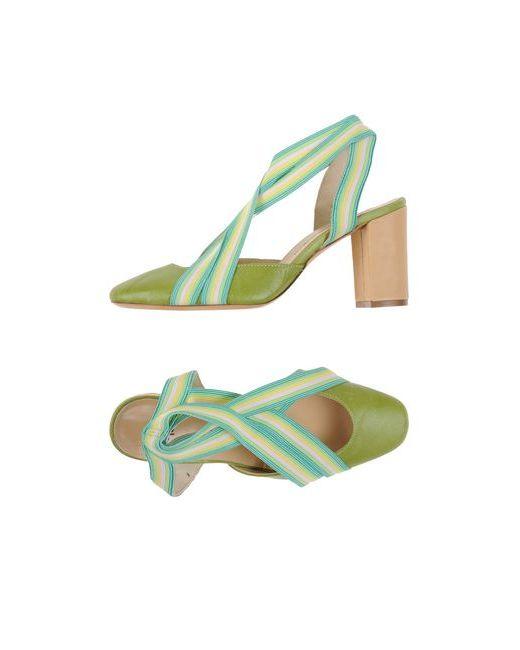 Maliparmi   Женские Зелёные Туфли