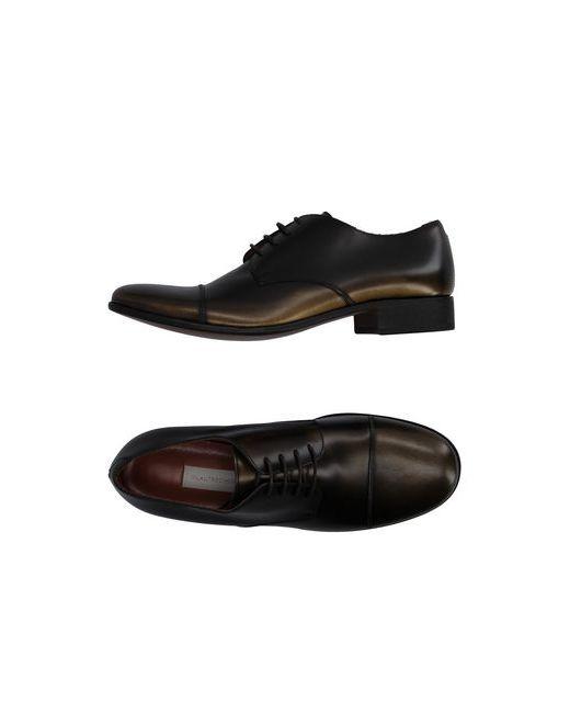L' Autre Chose   Мужская Зелёная Обувь На Шнурках
