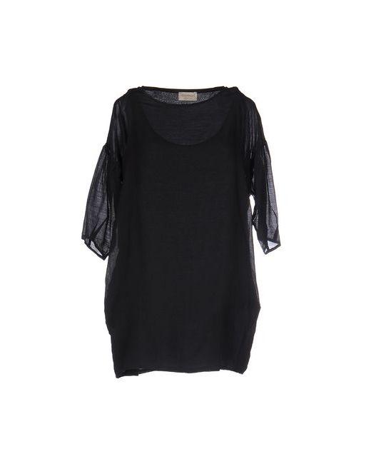 Momoní   Женская Чёрная Блузка