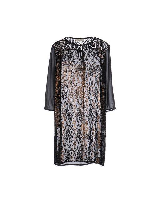 Lou Lou London | Женское Чёрное Короткое Платье