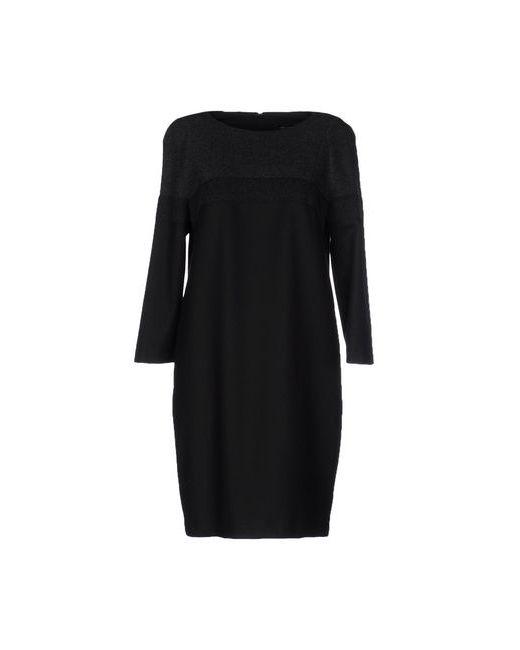 Fabrizio Lenzi | Женское Чёрное Короткое Платье