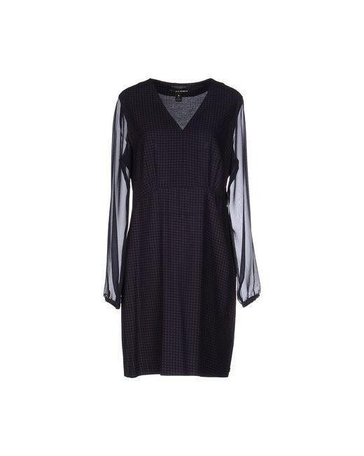 Maison Scotch   Женское Синее Короткое Платье