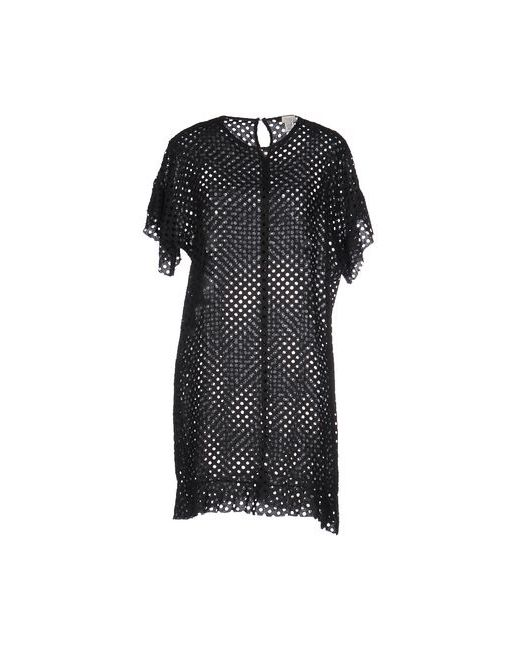INTROPIA | Женское Чёрное Короткое Платье