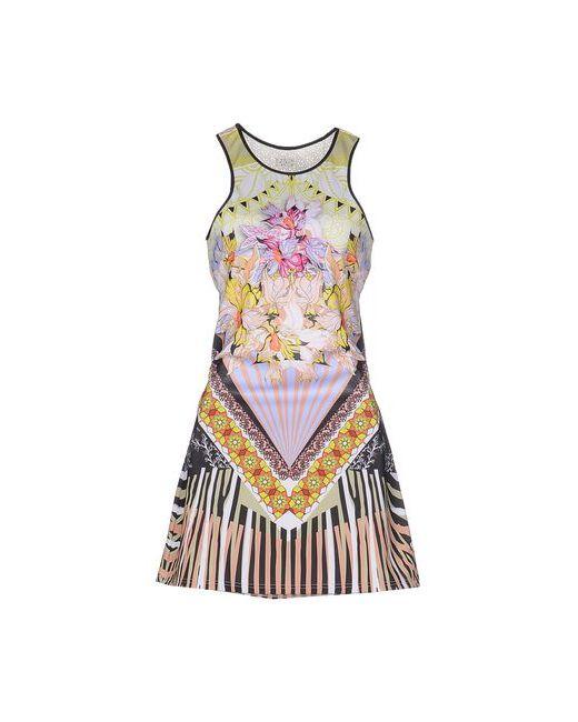 F**K Project | Женское Розовое Короткое Платье