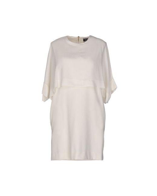 Kor@Kor | Женское Белое Короткое Платье