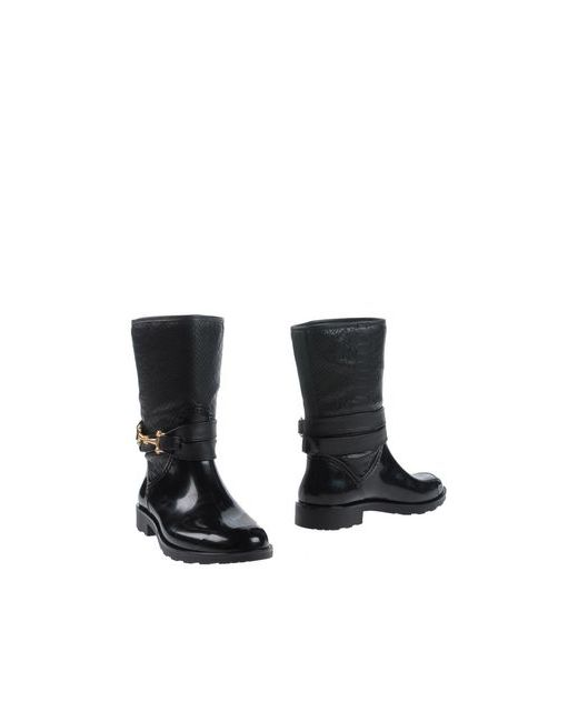 Gioseppo   Женские Чёрные Полусапоги И Высокие Ботинки