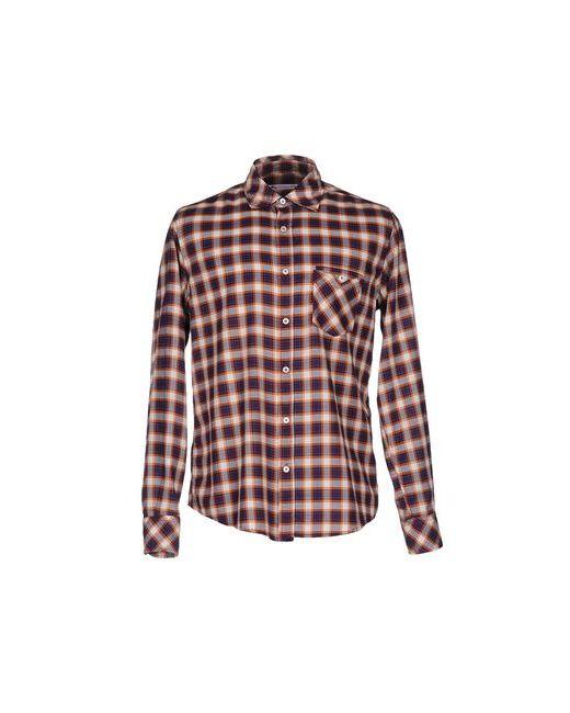 Lumberjack | Мужская Фиолетовая Pубашка