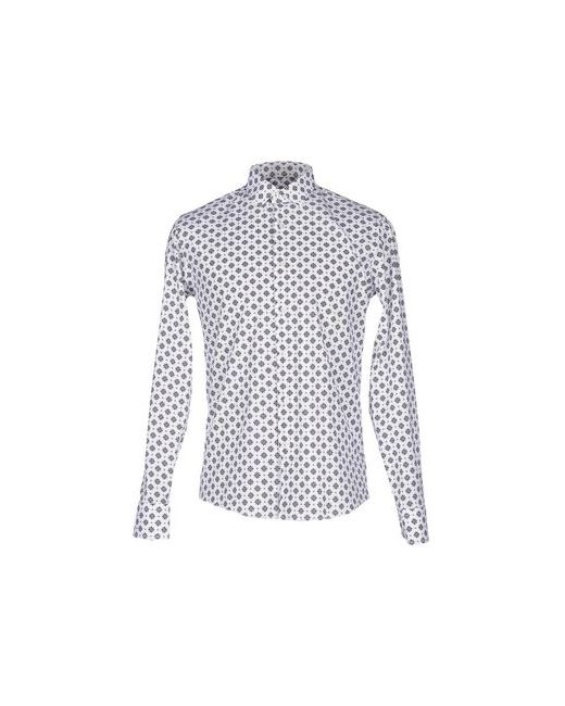Madd | Мужская Белая Pубашка