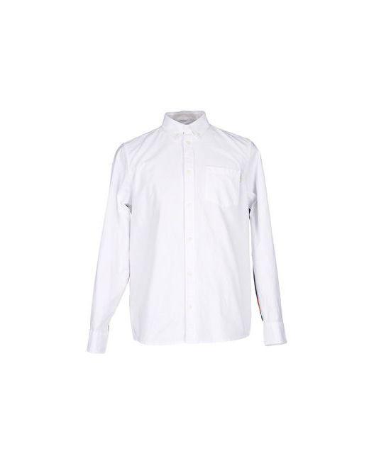 Carhartt   Мужская Белая Pубашка