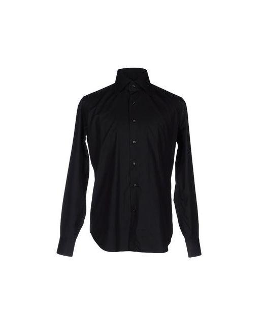 LEXINGTON   Мужская Чёрная Pубашка