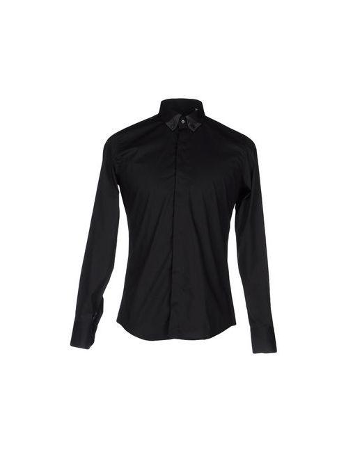 Hamaki-Ho | Мужская Чёрная Pубашка