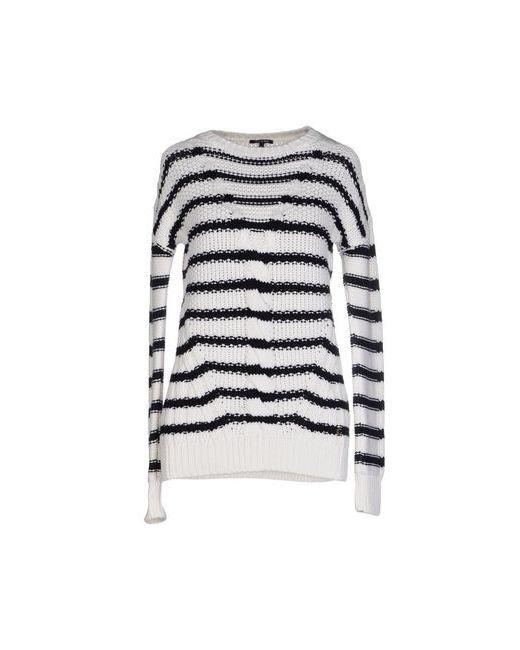 Woolrich | Белый Свитер